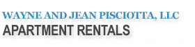 Wayne and Jean Pisciotta, LLC; Apartment Rentals